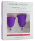JJ Intimate Care Menstural Cups Purple