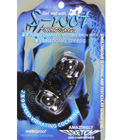 S-Wet Twin Turbo Cockring - Black